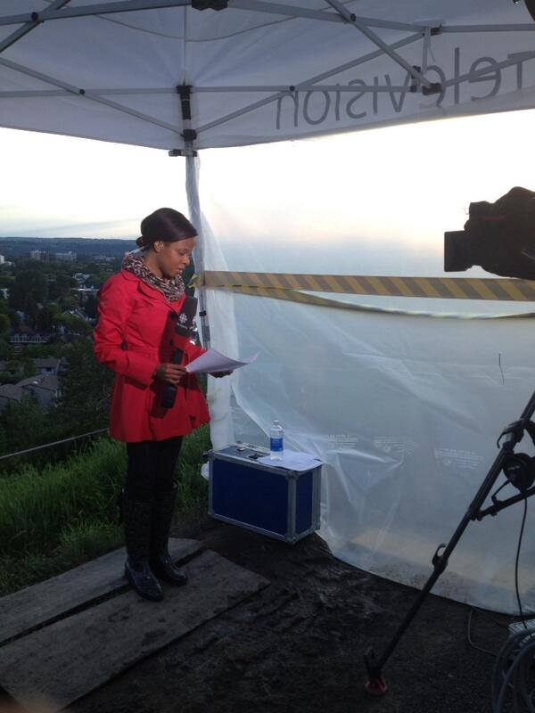 Nadia CBC Calgary Flood
