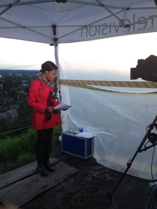 Nadia CBC Calgary Flood